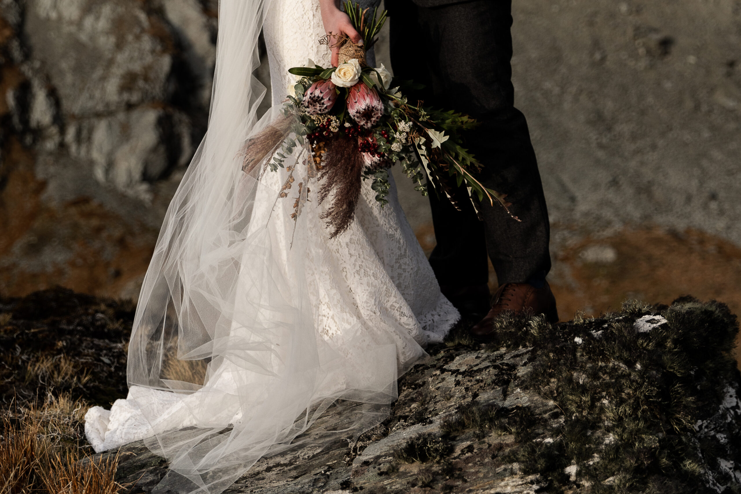Wildly Romantic Mountain Elopements