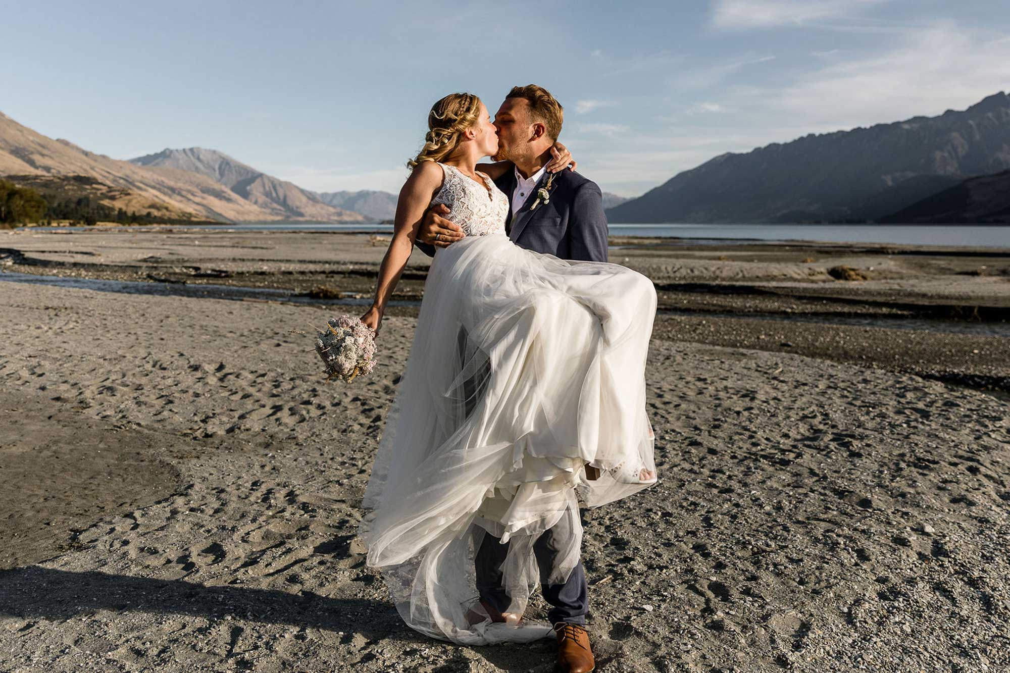 Mountain & Lakes Elopements