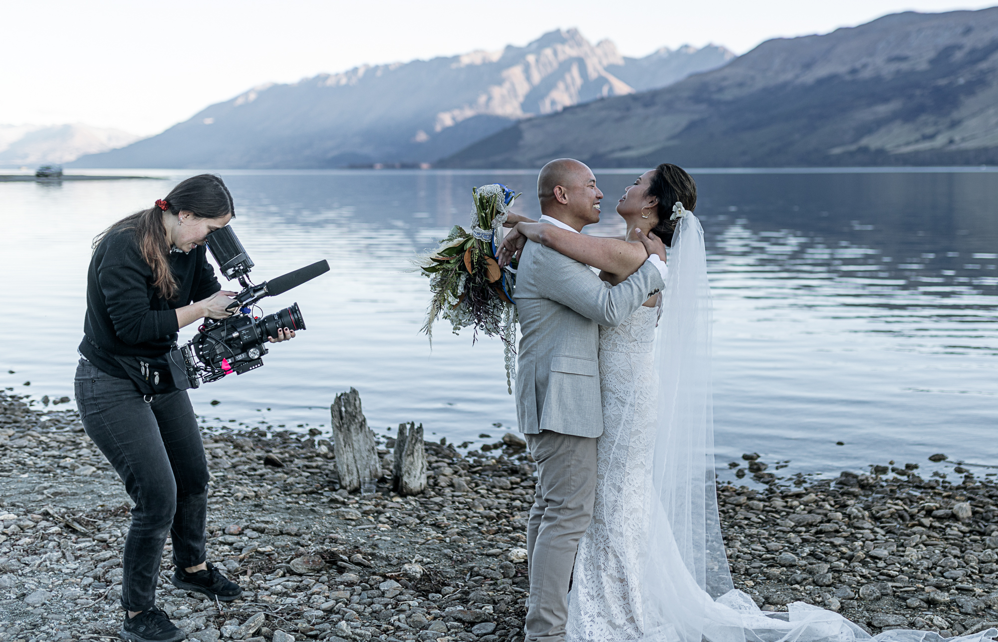 Wildly Romantic Videographer - Susan Miller Photogrpahy