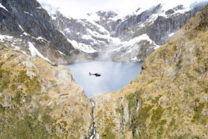 Lake Quill - Heli Glenorchy